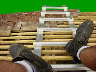 Chelle de toit chelle de couvreur chelle de toiture chelle pour toiture - Fabriquer une echelle de toit ...